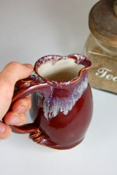 Red Agate Creamer