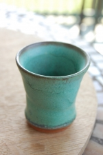 Turquoise Shot Glass