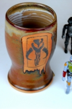 Boba Fett Tumbler or Pint Glass