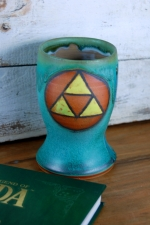 Triforce Pint Glass
