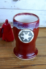Star Wars Imperial Crest Tumbler or Pint Glass
