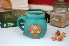Triforce Mug